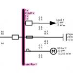 Apsaugos įrenginių selektyvumo tikrinimo modulis