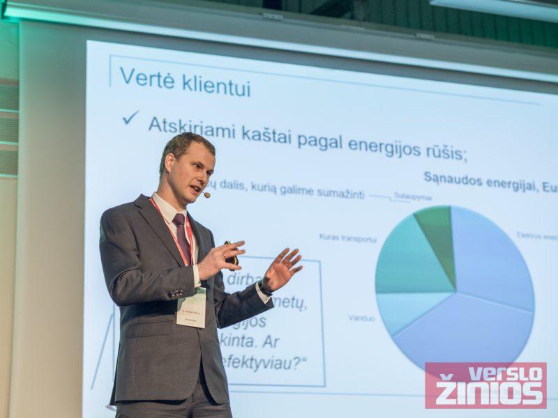 Energy Advice dalyvauja energetinio efektyvumo konferencijoje