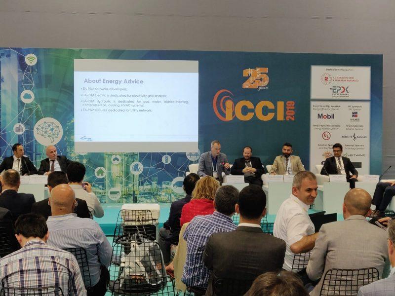 Energy Advice dalyvauja ICCI2019 Tarptautinėje energetikos mugėje ir  konferencijoje