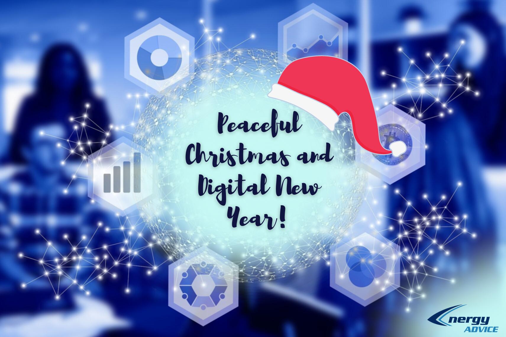 Jaukių šv. Kalėdų ir efektyvių Naujųjų metų!